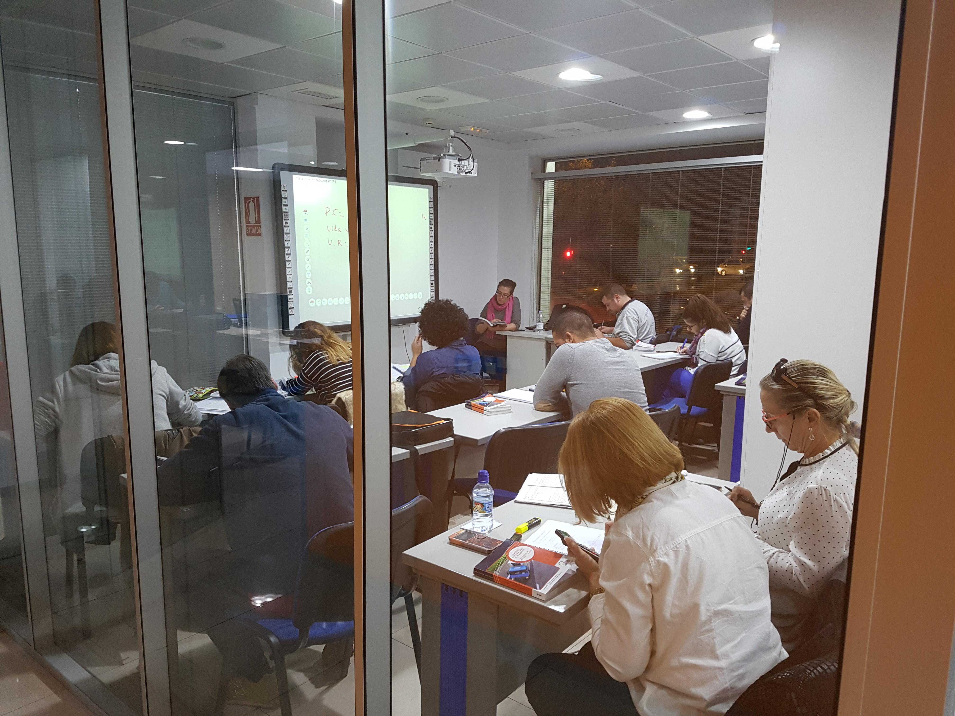 Inicio Curso Transportistas Preparatorio Examen Enero 2019